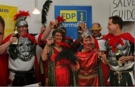 Galida Römer bei der FDP